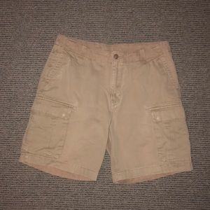 Nautica cargo shorts. Men's size 34.